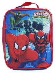 Marvel Spiderman Insulated Lunch Bag