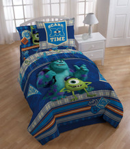 Disney Monster University Full Comforter Set