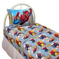 Marvel Spiderman Webslinger Twin Sheets Set
