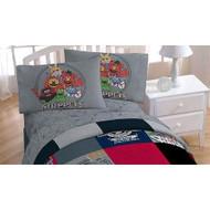 Disney Muppets 3pc Twin Bed Sheet Set