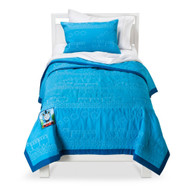 Thomas the Tank Engine Twin Quilt and Sham Set