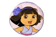Nickelodeon Dora The Explorer 2pk Decorative Pillows