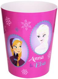 Disney Frozen Snowflake Sisters Wastebasket