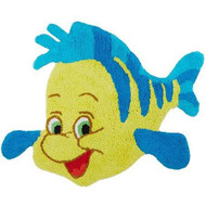 "Disney Little Mermaid ""Flounder"" Bath Rug"