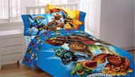 Skylanders 3pc Twin Bed Sheets Set