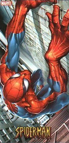 Marvel Spiderman Beach/Bath Towel