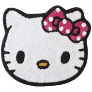 """Hello Kitty """"Dots"""" Bath Rug"""