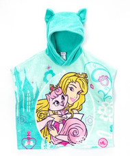 "Disney Princess ""Palace Pets"" Hooded Poncho"