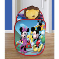 Mickey Mouse Pop N Play Laundry Tote