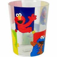 "Sesame street ""Patchwork"" Acrylic Wastebasket"