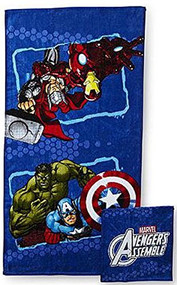 Marvel Avengers 2Pc Bath/Wash Set