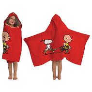 Peanuts Hooded Bath Towel