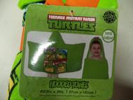 Teenage Mutant Ninga Turtles Hooded Towel