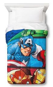 Marvel the Avengers Full Size Comforter