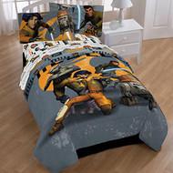 Star Wars Rebels Defeat Empire Comforter, Twin