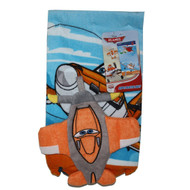Disney Planes 2-Piece Bath Towel and Bath Mitt Set - Dusty