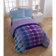 Studio 25 Dot Allure Comforter with shams, Full