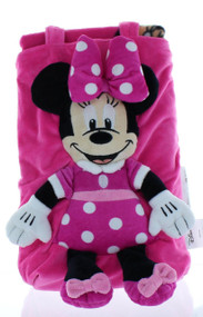Disney Minnie Bowtique Snuggle Pillow Tote