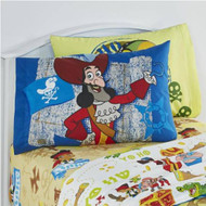 Disney's Jake and the Never Land Pirates Pillowcase