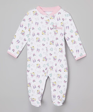 Vitamins Baby Baby Girls' Princess and the Frog Sleep N Play (3 Months)
