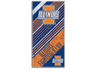 NCAA Illinois Illini Home Beach Towel
