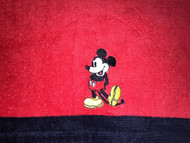 Disney Mickey Mouse Fingertip Towel