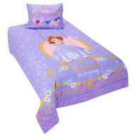 Disney Sofia the First Twin/Full Comforter