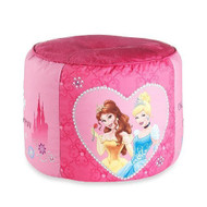 Disney Princess Tiara Jewels Pouf, 12-Inch