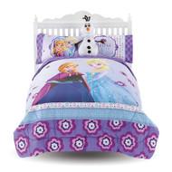 "Disney Frozen ""Melt My Heart"" Twin/Full Comforter"