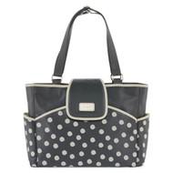 Carter's Diaper Bag - Polka Dot Print