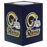 NFL St. Louis Rams Square Flameless Candle