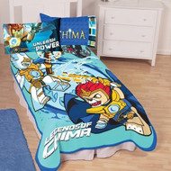 "LEGO Legends of Chima 62"" x 90"" Plush Blanket"