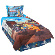 LEGO Movie 3-Piece Twin Comforter Set - Frenzy