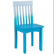 KidKraft Avalon Chair, Turquoise Ombre