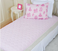 Disney Princesses Quilted Mattress Pad, Twin