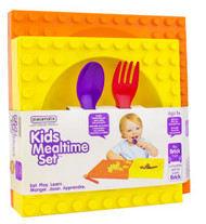Placematix Kids Mealtime Set