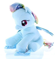 My Little Pony Rainbow Dash Plush Backpack