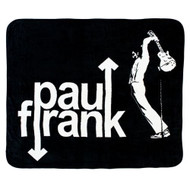 Paul Frank Smashing Pete Fleece Throw Blanket
