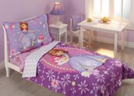 Disney Sofia The First 4 Piece Toddler Set