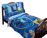 Disney Monsters University 4 Piece Toddler set