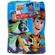 Disney Toy Story 2-piece Bath/Washmitt Set