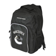 NHL Vancouver Canucks Southpaw Backpack, Black
