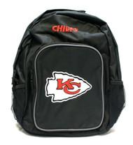 NFL Kansas City Chiefs Southpaw Backpack, Black, Medium