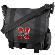 Nebraska Huskers NCAA Infant Baby Diaper Bag Tote