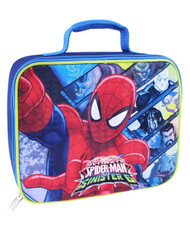 "Spider-Man ""Sinister 6"" Insulated Lunchbox - blue/multi, one size"