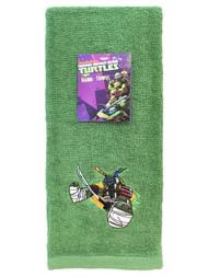 """Nickelodeon Teenage Mutant Ninja Turtles Heroes 16"""" x 28"""" Hand Towel"""