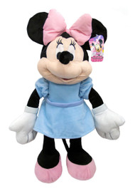 Disney Classic Minnie Pillow, Blue