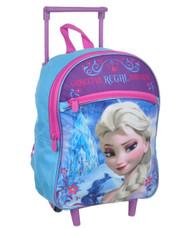 """Disney Frozen """"Graceful Elsa"""" Mini Rolling Backpack"""