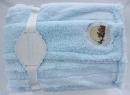 Cozy Nights Super Soft Faux Fur Sherpa (Blue)