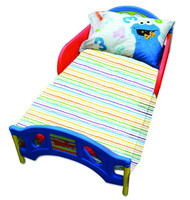 Sesame Street 2-Piece Toddler Sheet Set